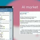 仮想通貨の価値を予測するAIボット