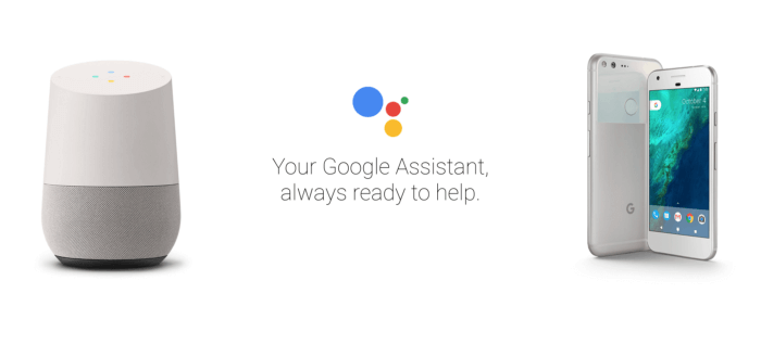Google HomeとGoogle Assistant